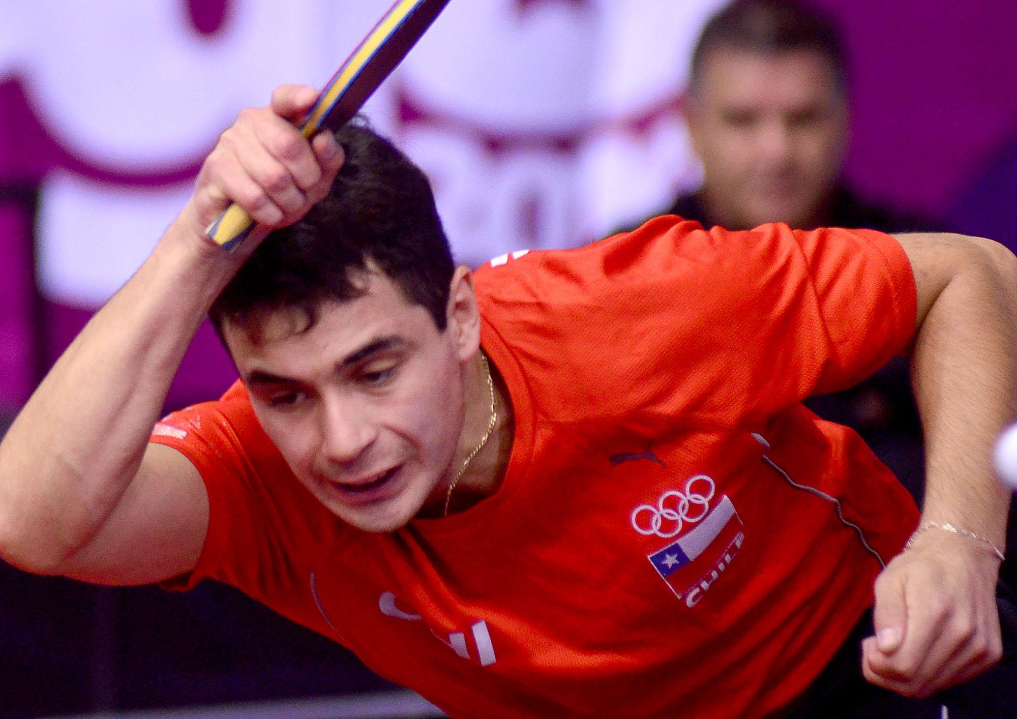 La Liga Chilena de Tenis de Mesa disputa su Fase Final en el Olímpico de San Miguel…